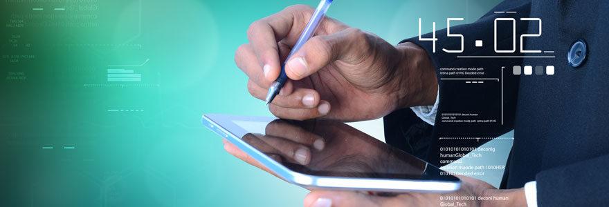 Avantages de la signature électronique